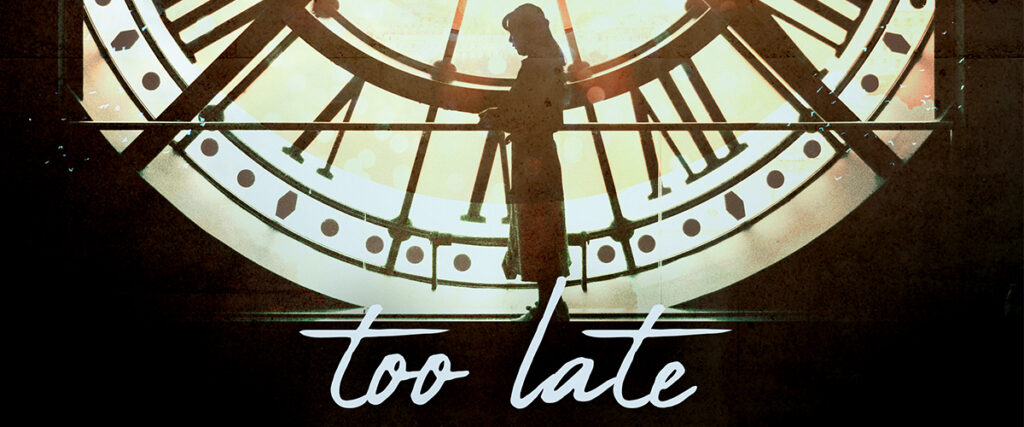 Too Late new single Sylvia Aimee