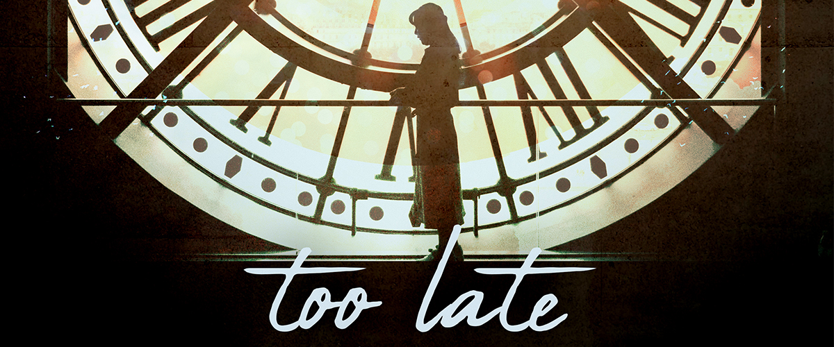 Too Late nieuwe single Sylvia Aimee
